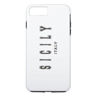 シシリーイタリア iPhone 8 PLUS/7 PLUSケース