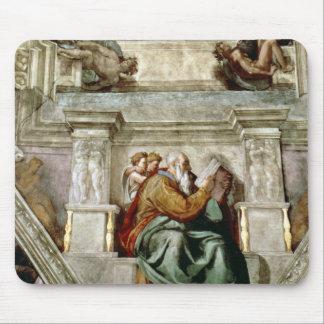 システィーナ礼拝堂の天井1508-12年 マウスパッド