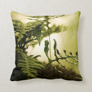 シダの森林アメリカ人のMoJoの枕 クッション