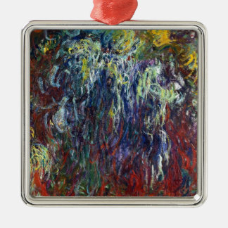 シダレヤナギ、Givernyクロード・モネの絵画 メタルオーナメント