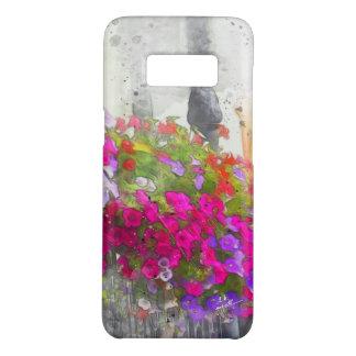 シックでかわいらしい花の水彩画のエレガントなモダン Case-Mate SAMSUNG GALAXY S8ケース