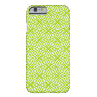 シックなIPHONE 6 CASE_GEOMETRIC 62緑#1 BARELY THERE iPhone 6 ケース