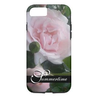 """シックなiPhone 7匹のCASE_の""""夏期""""の新しい夜明けのバラ iPhone 8/7ケース"""