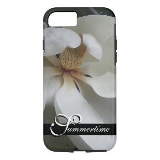 """シックなiPhone 7 CASE_の""""夏期""""の南マグノリア iPhone 8/7ケース"""