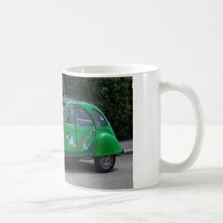 シトロエン2 CV Sauss Ente コーヒーマグカップ