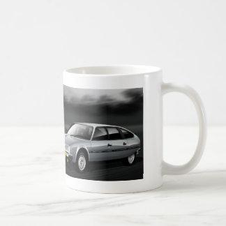 シトロエンCX GTIのマグの覆い コーヒーマグカップ