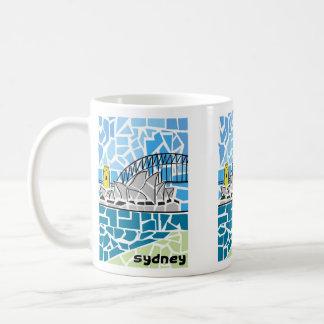 シドニーのコーヒー・マグ コーヒーマグカップ