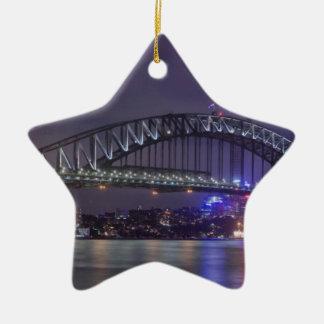 シドニーのハーバーブリッジAustrailia セラミックオーナメント