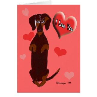 シドニーのバレンタインカード カード