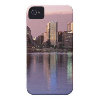 シドニーの美しいスカイライン Case-Mate iPhone 4 ケース