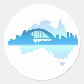 シドニーオーストラリア ラウンドシール