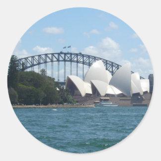 シドニー港 ラウンドシール