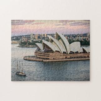 シドニー・オペラハウスのパズル ジグソーパズル