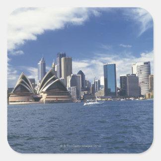 シドニー・オペラハウス、オーストラリア スクエアシール