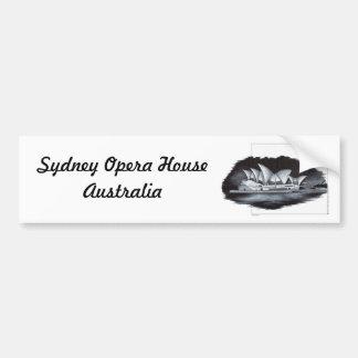 シドニー・オペラハウス(オーストラリア) バンパーステッカー