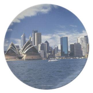 シドニー・オペラハウス、オーストラリア プレート