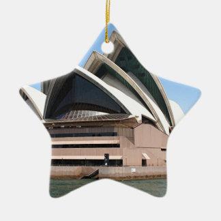 シドニー・オペラハウス、ニュー・サウス・ウェールズ、オーストラリア セラミックオーナメント