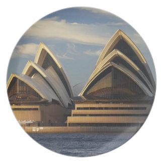 シドニー・オペラハウス、新しいシドニーの早いライト プレート