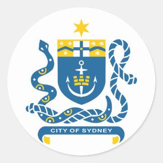 シドニー、オーストラリア ラウンドシール