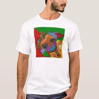 シナノキの人のワイシャツ(大人) Tシャツ