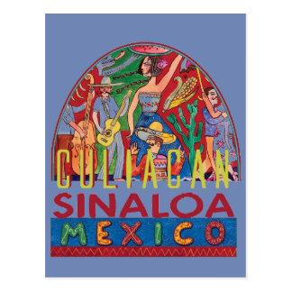 シナロア州メキシコ ポストカード