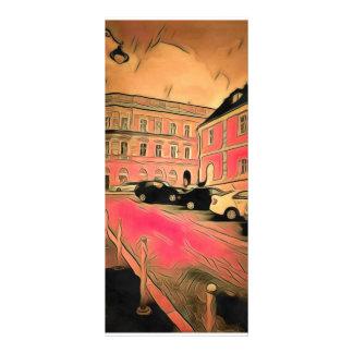 シビウの絵画 ラックカード