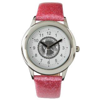 シベリアンハスキー 腕時計