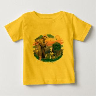 シベリアンハスキー(#1) ベビーTシャツ