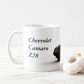 シボレー・カマロZ28クラシックなアメリカ筋肉車 コーヒーマグカップ