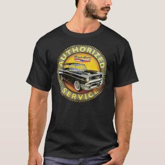 シボレーBel Airサービス印 Tシャツ