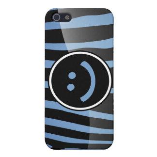 シマウマのスマイルI iPhone 5 カバー