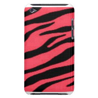 シマウマのプリントの電話箱 Case-Mate iPod TOUCH ケース