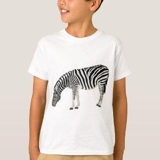 シマウマの友人家族のブライダル・シャワー愛 Tシャツ