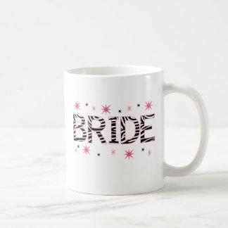 シマウマの花嫁 コーヒーマグカップ
