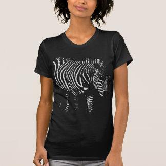 シマウマを愛しよう! Tシャツ