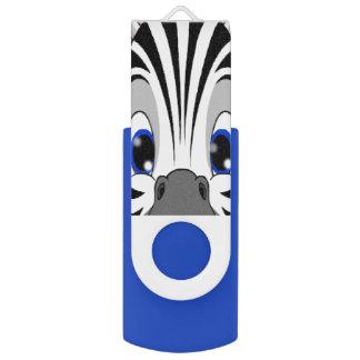 シマウマ USBフラッシュドライブ