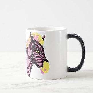 シマウマMag モーフィングマグカップ