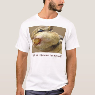 シマリス Tシャツ