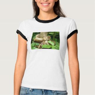 シマリスTシャツ chipmunk Tシャツ