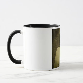 シャイエンヌのインドの偵察者のヴィンテージのStereoviewカード マグカップ
