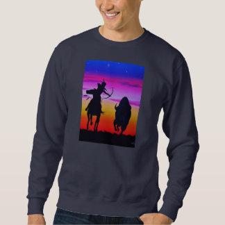 シャイエンヌのハンター スウェットシャツ