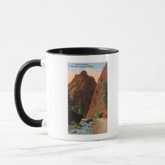 シャイエンヌ南渓谷 マグカップ