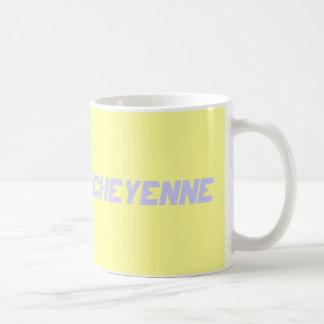 シャイエンヌ コーヒーマグカップ