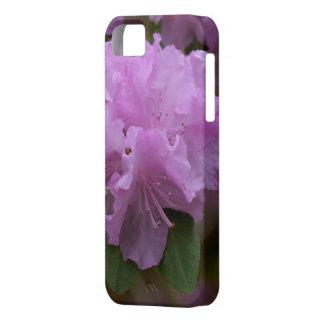 シャクナゲのIphone 5の場合 iPhone SE/5/5s ケース