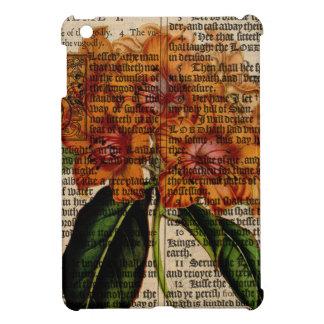 シャクナゲのjavanicumの花 iPad miniカバー