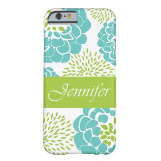 シャクヤクおよびミイラの名前入りなSmartphoneの場合 Barely There iPhone 6 ケース
