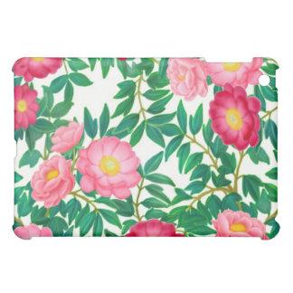シャクヤクの花のSpeckのピンクの場合 iPad Miniケース