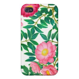 シャクヤクの花のSpeckの東洋の場合 iPhone 4 Cover
