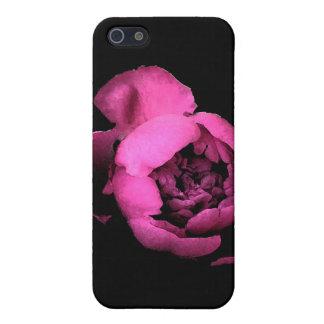 シャクヤクの花 iPhone SE/5/5sケース