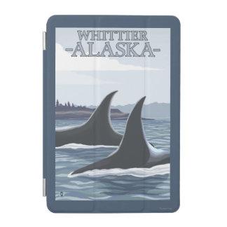 シャチのクジラ#1 - Whittier、アラスカ iPad Miniカバー